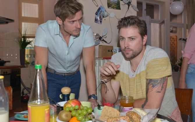 Gute Zeiten Schlechte Zeiten Vorschau ♥ Folge 5823 am Freitag, 04.09.2015