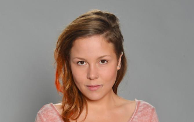 WE ♥ Franziska van der Heide