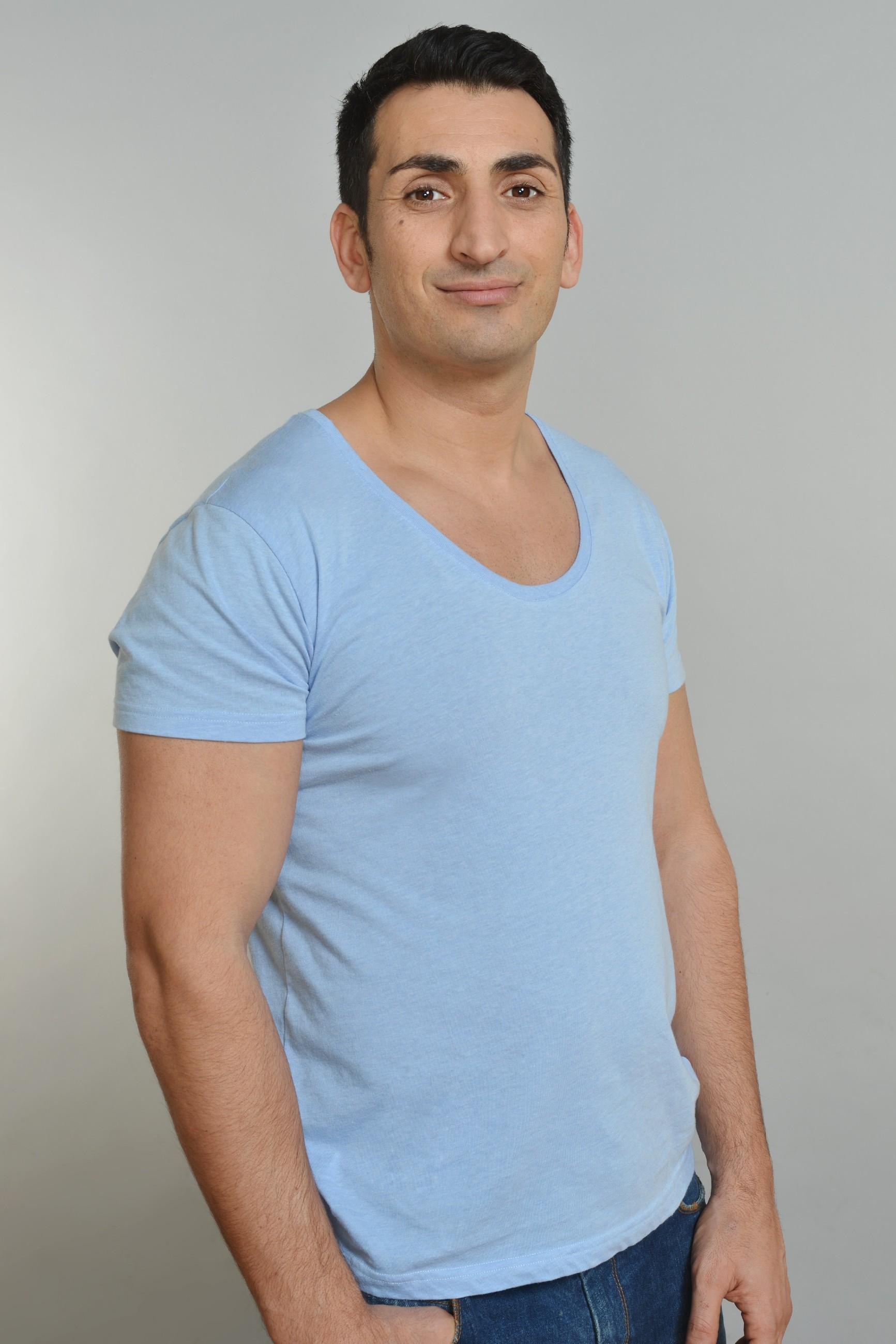 Mustafi Alin spielt Mesut Yildiz (Quelle: RTL / Rolf Baumgartner)