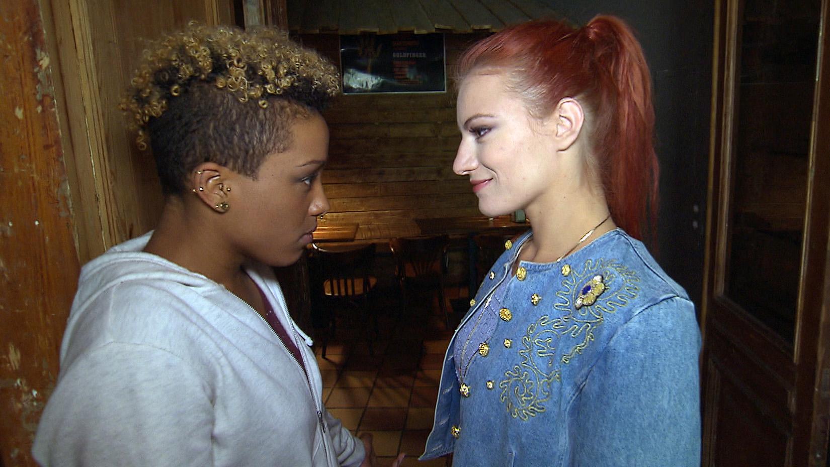 Melissa (li.) und Sarah (Quelle: RTL 2)