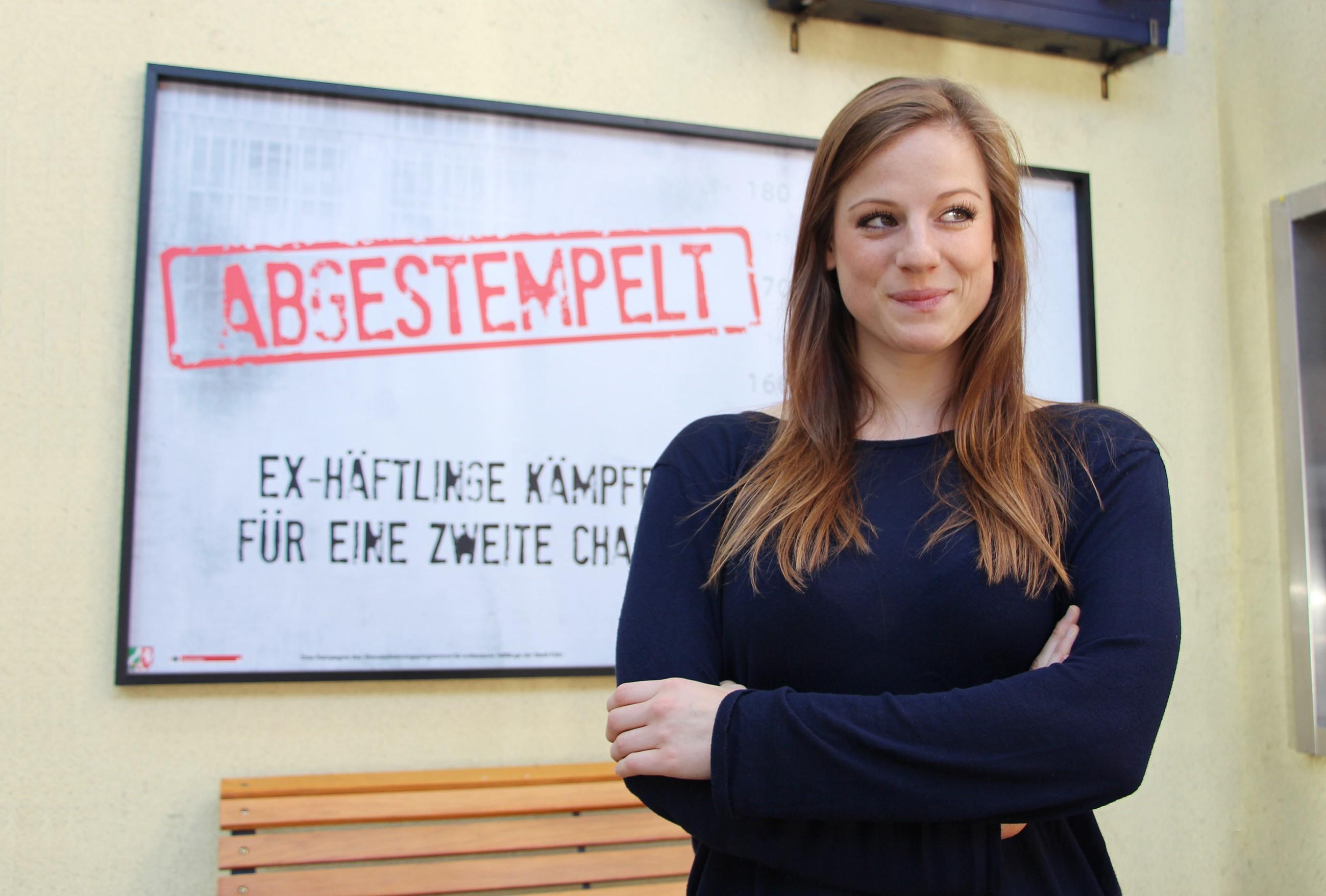 Unter uns - Nora Koppen als Elli Schneider