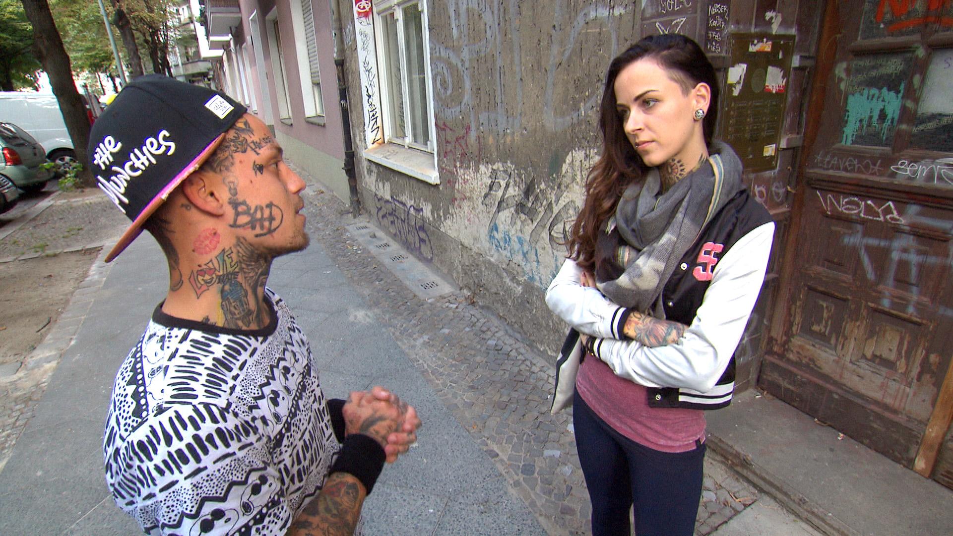Niklas und Caro (Quelle: RTL 2)