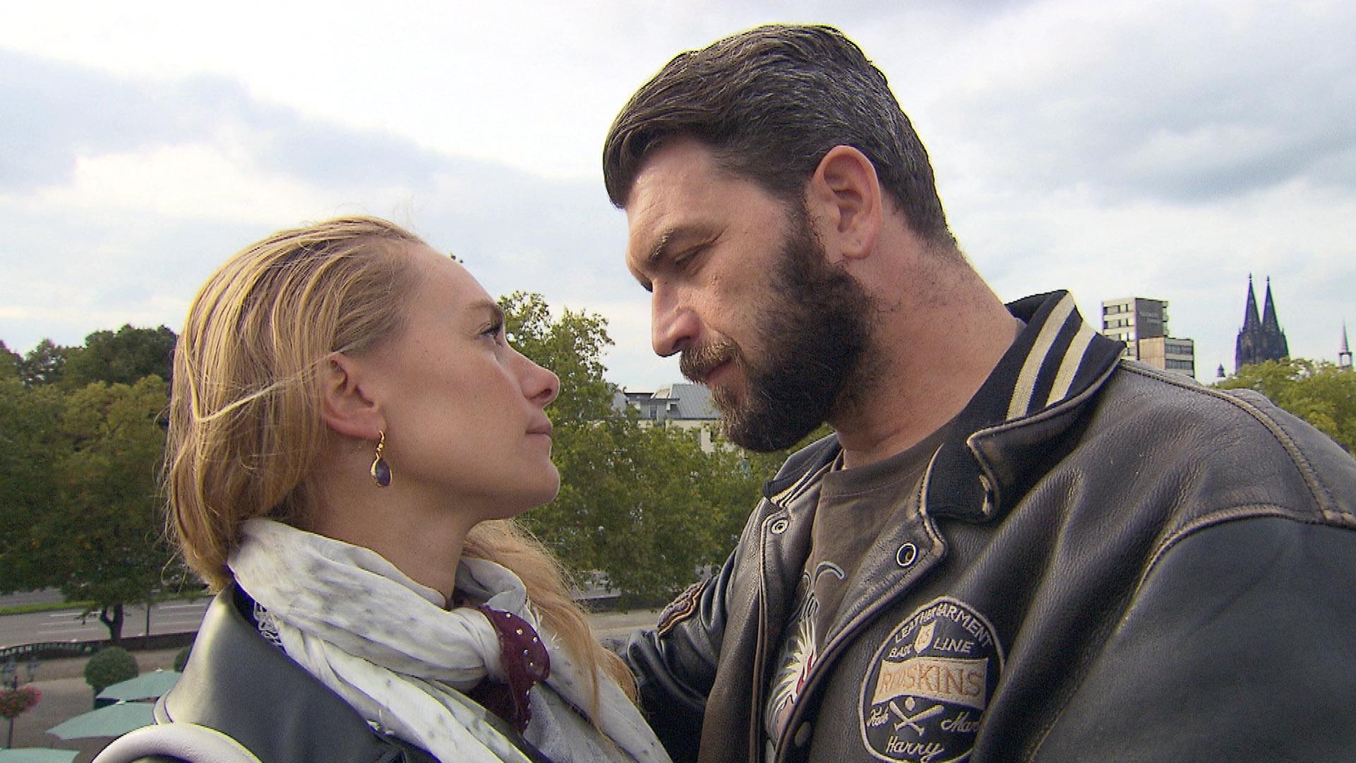 Inka und Alex (Quelle: RTL 2)
