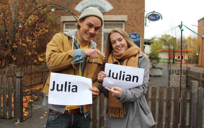 """Julia und Julian – Familienzuwachs bei """"Alles was zählt"""" mit einem kleinen Haken"""