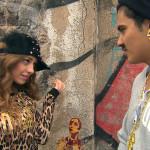 Elli und Yanick werden für die Weihnachtsgeschichte zu Maria und Josef auserkoren.. (Quelle: RTL 2)