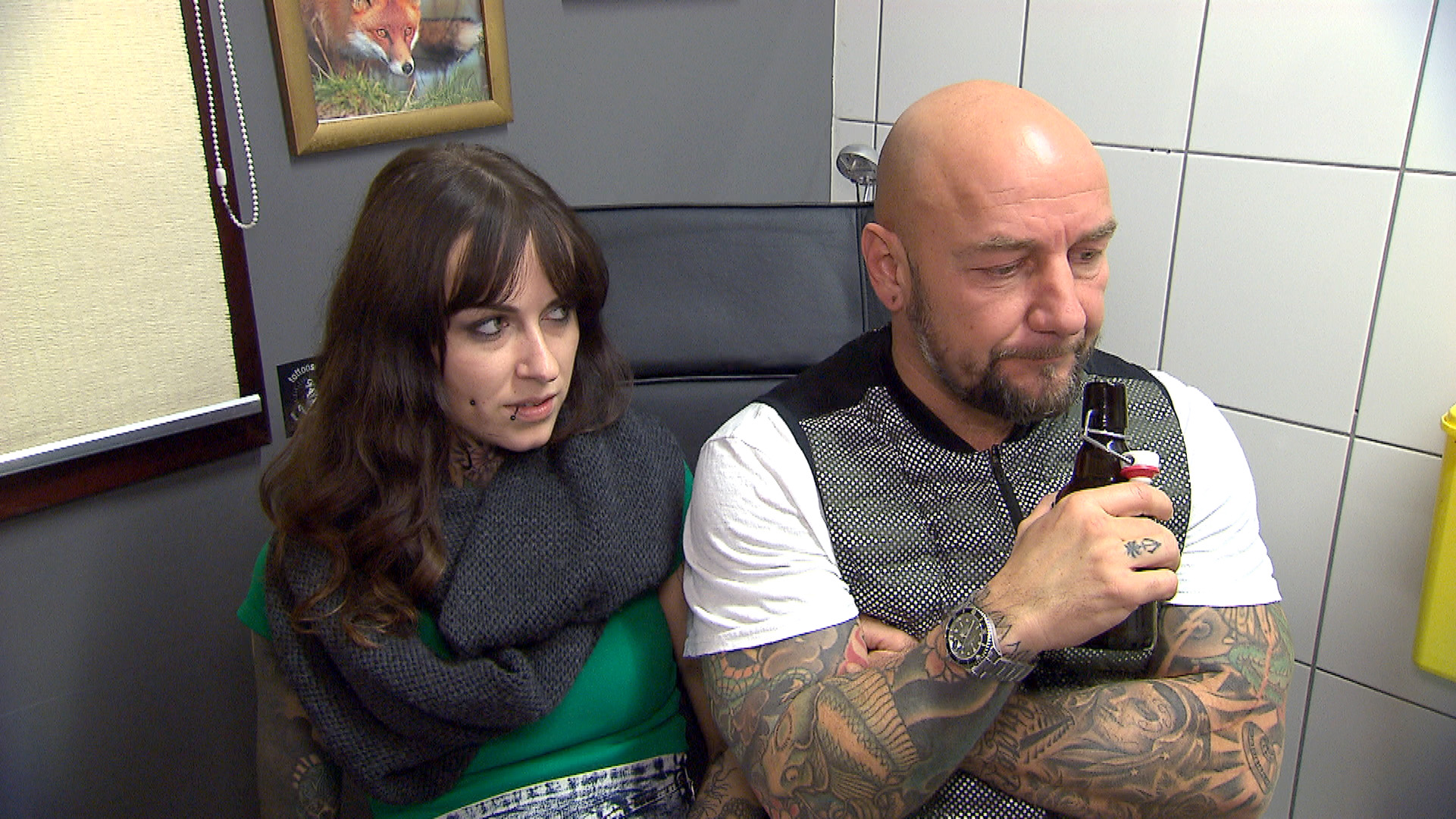 Caro und Daniel (Quelle: RTL 2)