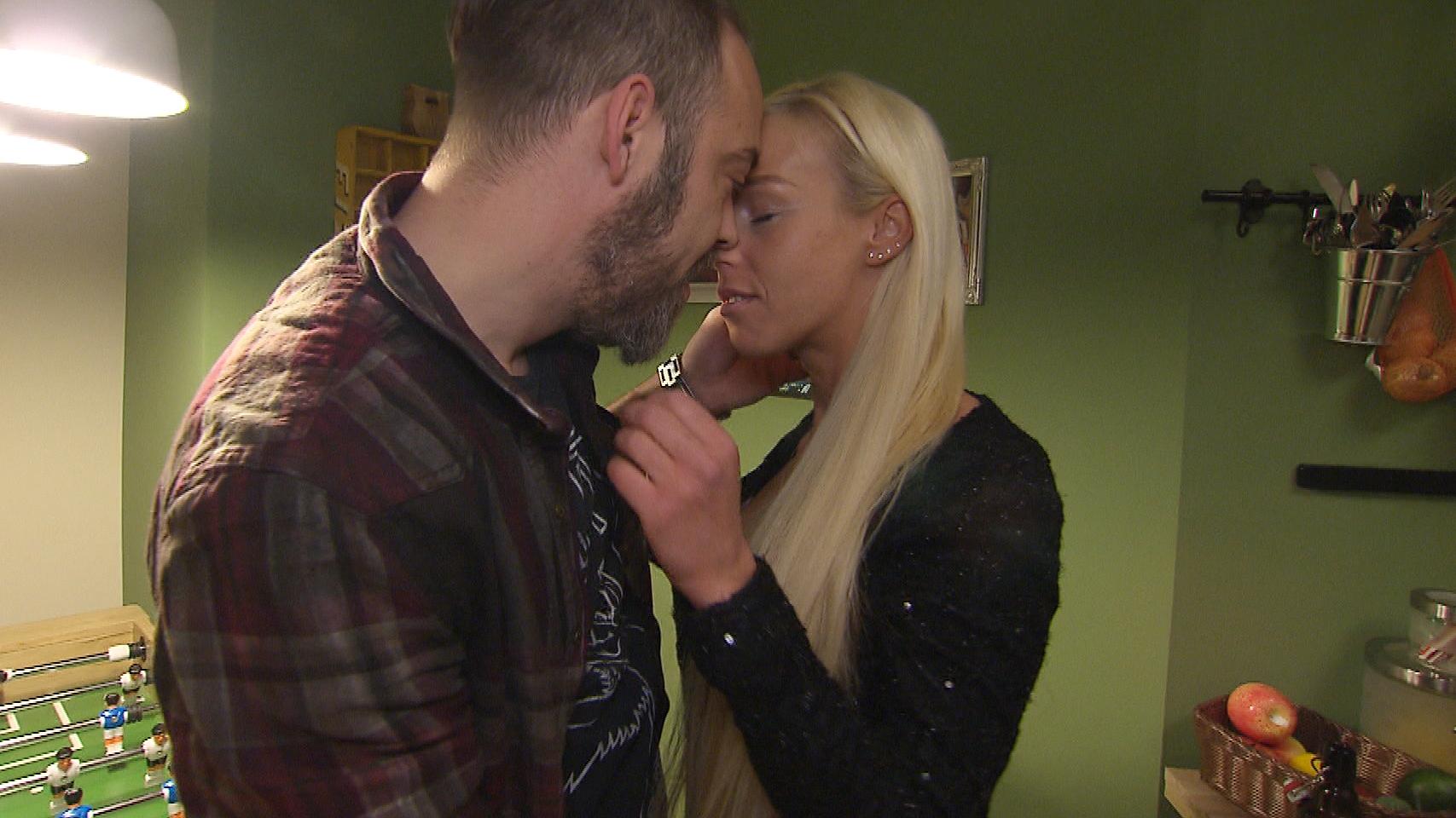 Theo und Peggy (Quelle: RTL 2)