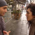 Joleen ist wütend, weil Cem schon seit zwei Tagen wieder in Köln ist und sich nicht bei ihr gemeldet hat. Sie mutmaßt, dass er in Berlin krumme Geschäfte gemacht hat und stellt ihn zur Rede. (Quelle: RTL 2)