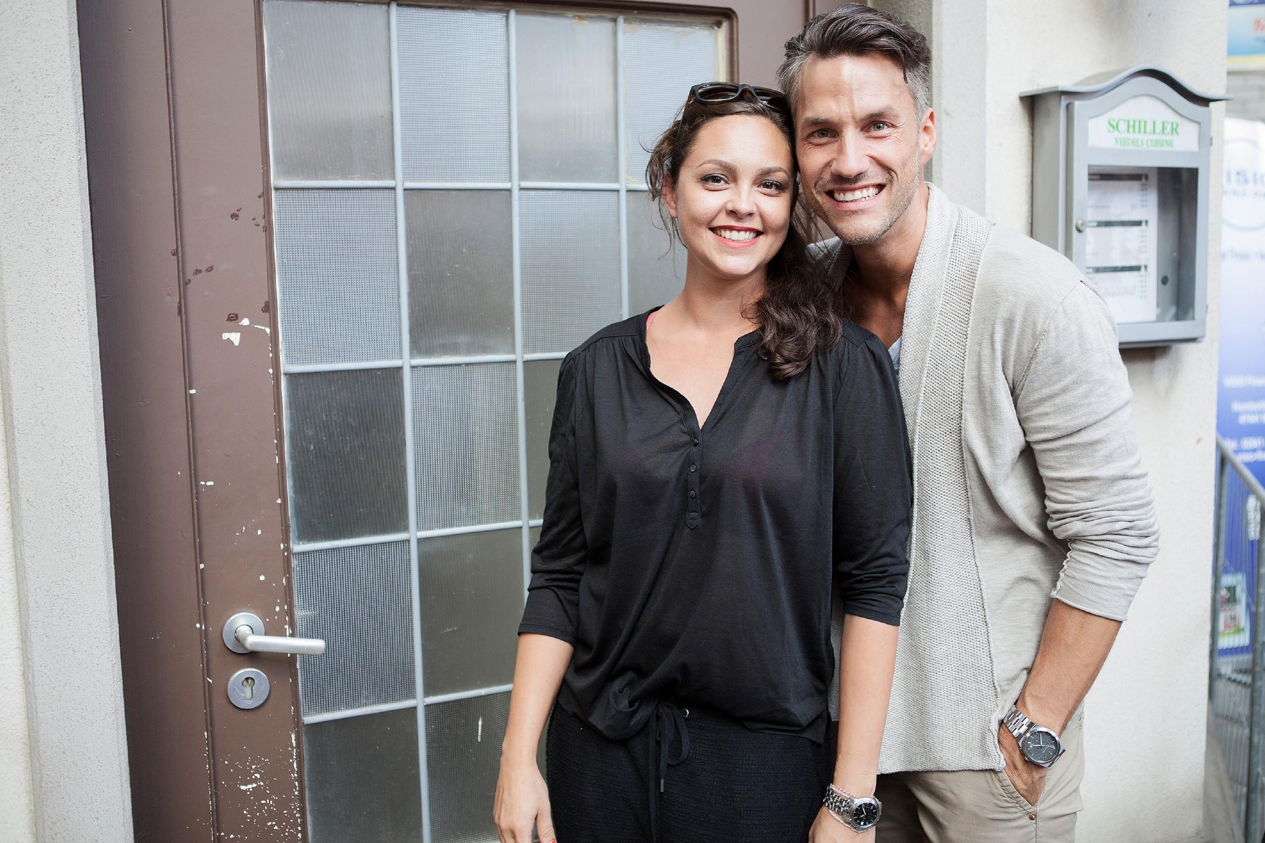 Ines Kurenbach und Stefan Bockelmann (Quelle: RTL/Guido Engels)