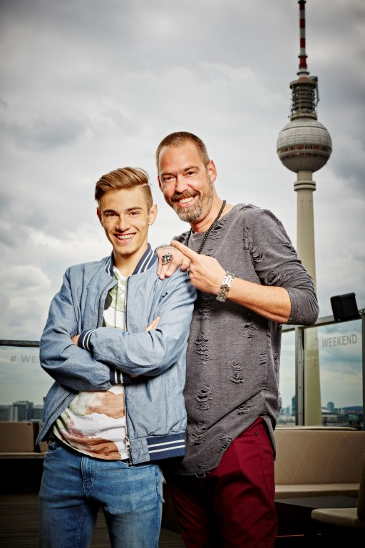 Malte und Theo