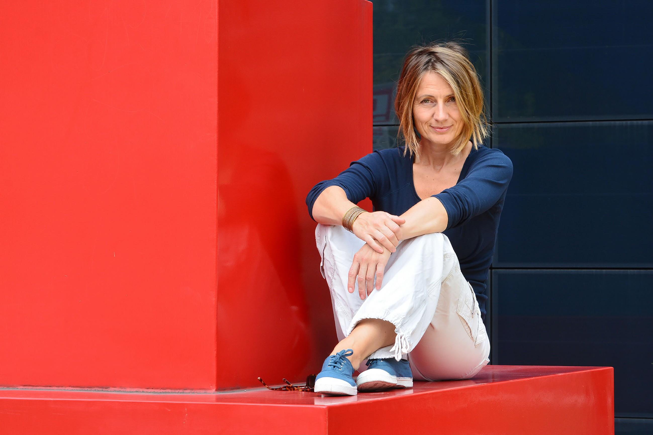 Joana Schümer übernimmt die Rolle der _Rosa Lehmann_.