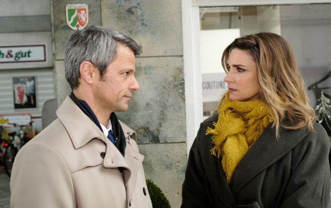 Unter Uns Vorschau Folge 5561 ♥ Platzt die Scheidung von Malte und Caro?