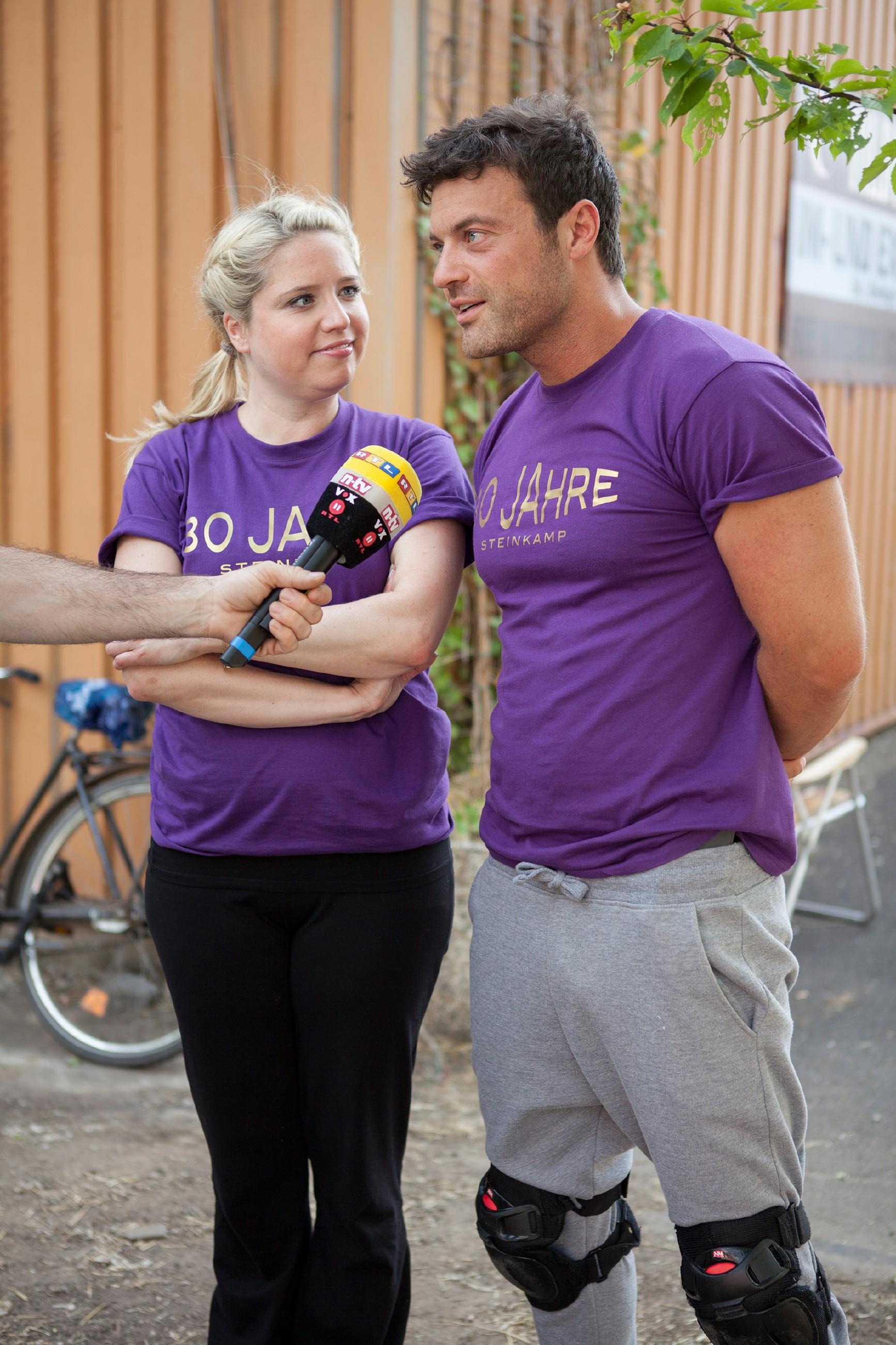 Caroline Frier und Jörg Rohde