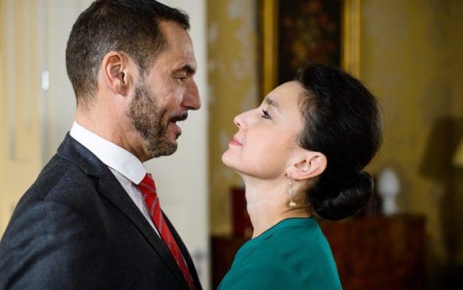 AWZ-Stars Tatjana Clasing & Silvan-Pierre Leirich: Auch privat ein Paar?