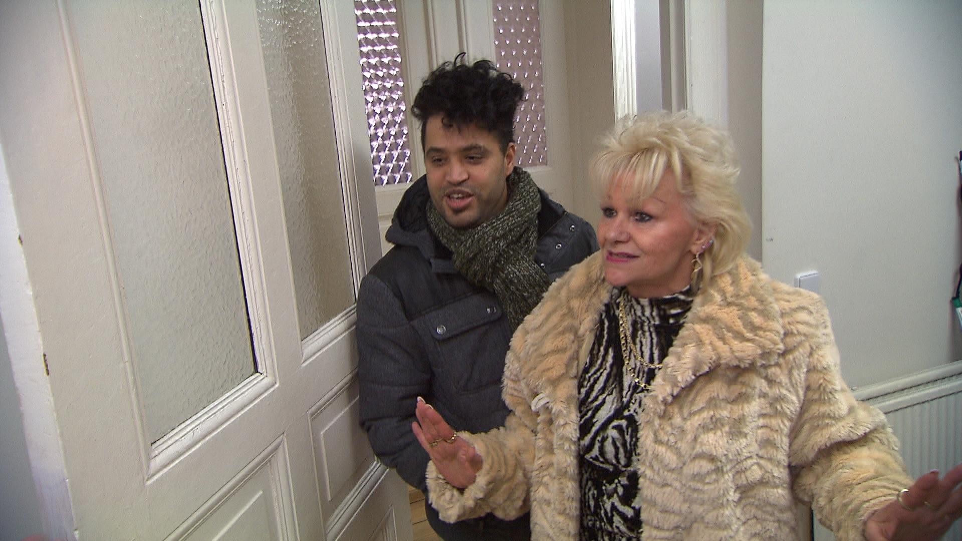 Inge und Emilio wollen in Emilios Heimat reisen (Quelle: RTL 2)