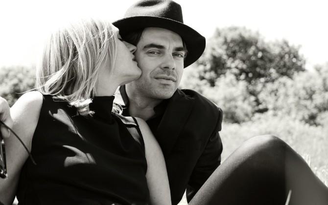 Die Foto-Love-Story: Carsten Clemens und Barbara Sotelsek