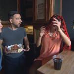 Der Zickenkrieg zwischen Miri (li.) und Jessica (re.) geht in die nächste Runde: Nachdem Jessica Miris Handy im Streit ins Klo geworfen hat, versaut diese Jessica ein Vorstellungsgespräch bei einer Eventagentur. Jessica kann das natürlich nicht auf sich sitzen lassen und schwört, nicht eher zu ruhen, bis Miri arbeitslos ist. (Quelle: RTL 2)
