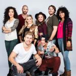 oben v.l.n.r.: Joleen, Patrick, Chantal, Anna, Jan, Sam; unten: Chris und Kevin (Quelle: RTL 2)
