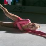 Maries (Judith Neumann) Traum droht am Erfolgsdruck zu scheitern, als sie bei dem Qualifikations-Lauf für die Deutsche Meisterschaft stürzt... (Quelle: RTL / Kai Schulz)