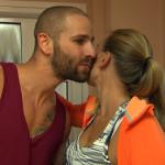 Inka trifft sich mit Patrick zum Sport (Quelle: RTL 2)
