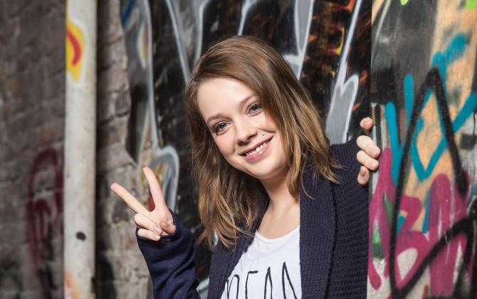 Strenge Bettruhe für BTN-Darstellerin Anne Wünsche