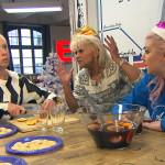Peggy (li.), Inge und Paula (re.) (Quelle: RTL 2)