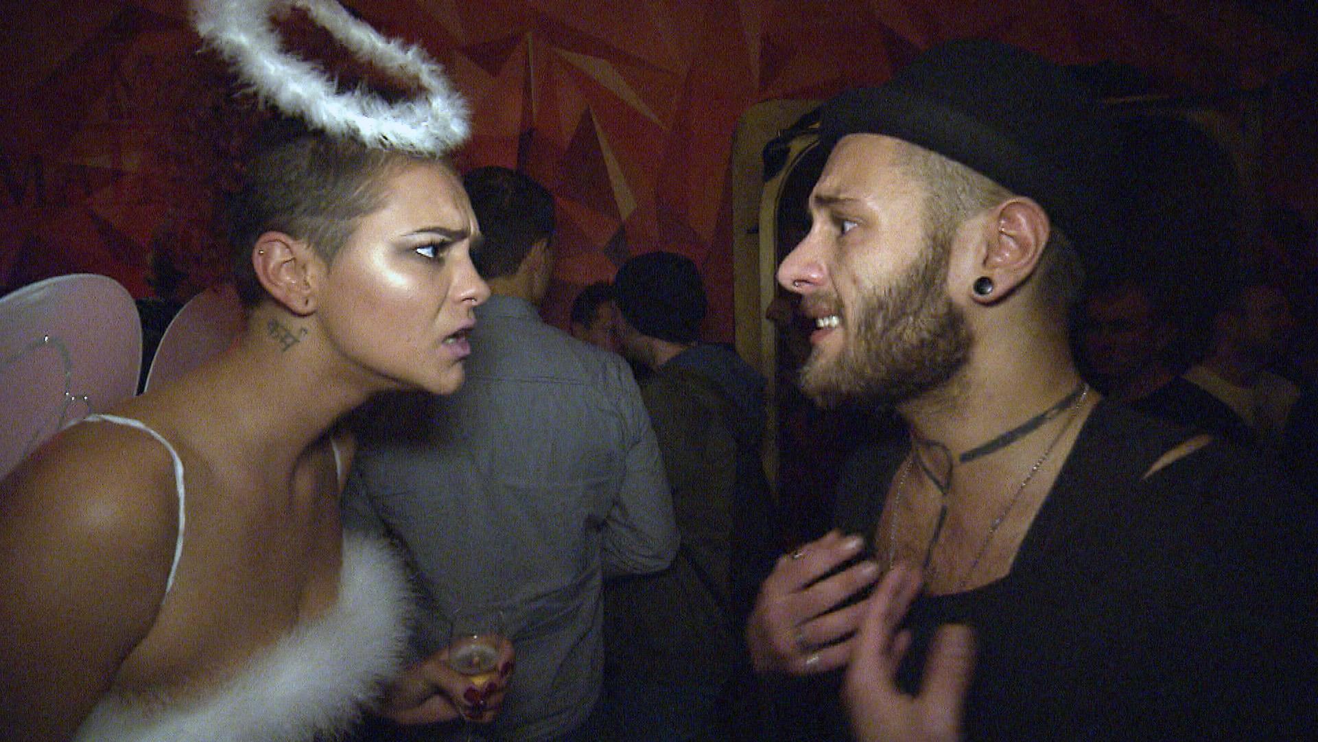 Jessi und Mark (Quelle: RTL 2)