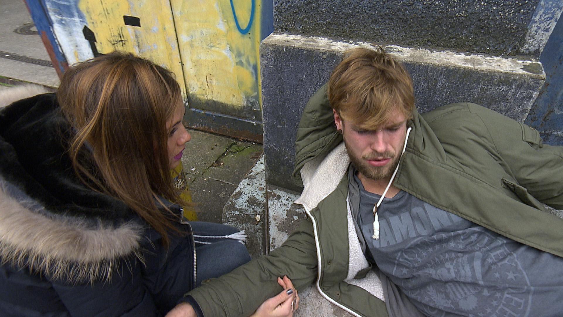 Anna und Chris (Quelle: RTL 2)