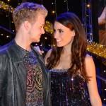 Traumsequenz: Jonas (Felix van Deventer) träumt davon, Ayla (Nadine Menz) zu erobern... (Quelle: RTL / Rolf Baumgartner)