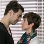 Veit (Carsten Clemens) genießt den Moment mit Pia (Isabell Horn), nicht ahnend, dass Richard bereits dabei ist, ihn zu überführen... (Quelle: RTL / Kai Schulz)