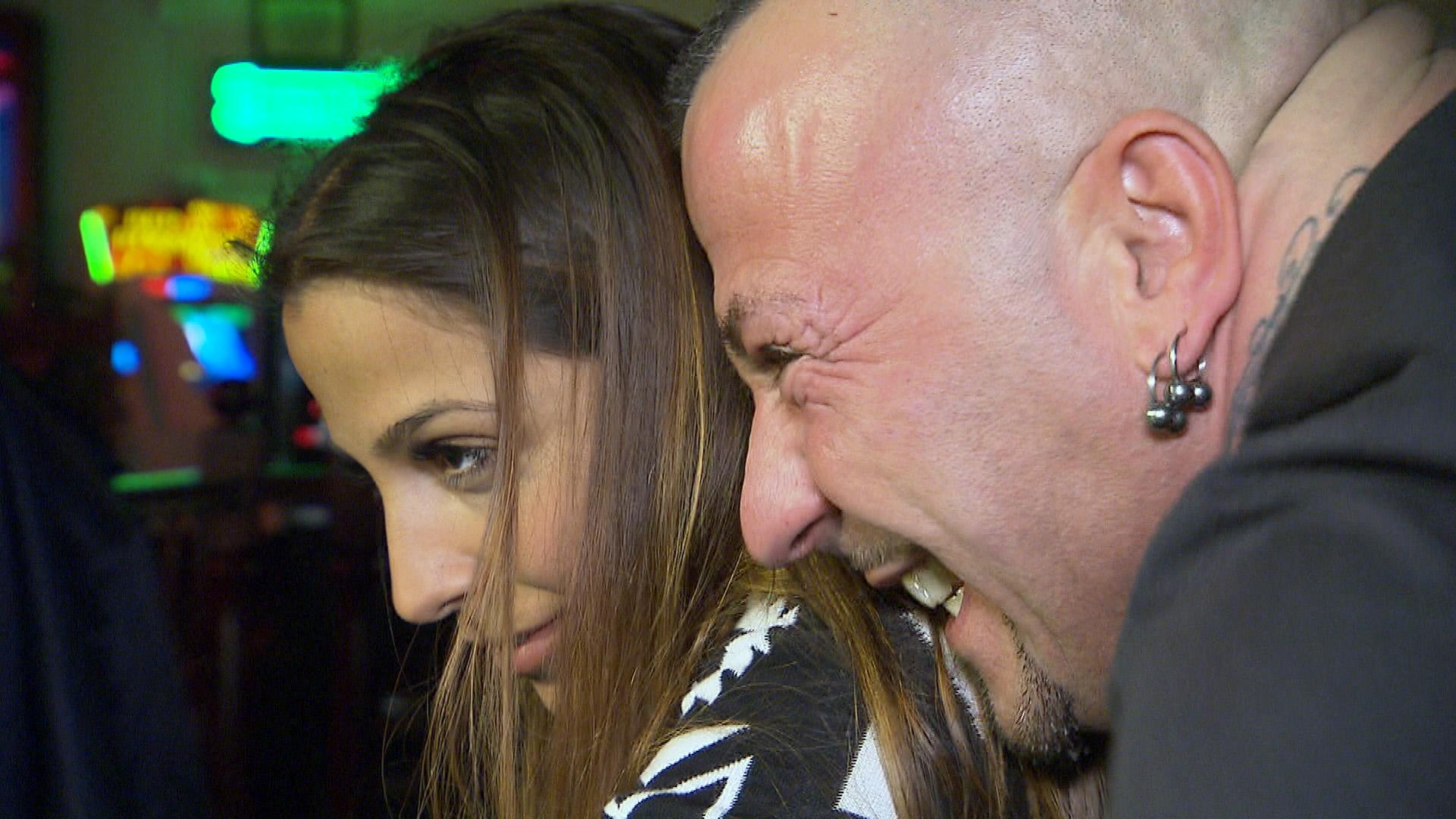Alessia und Fabrizio (Quelle: RTL 2)