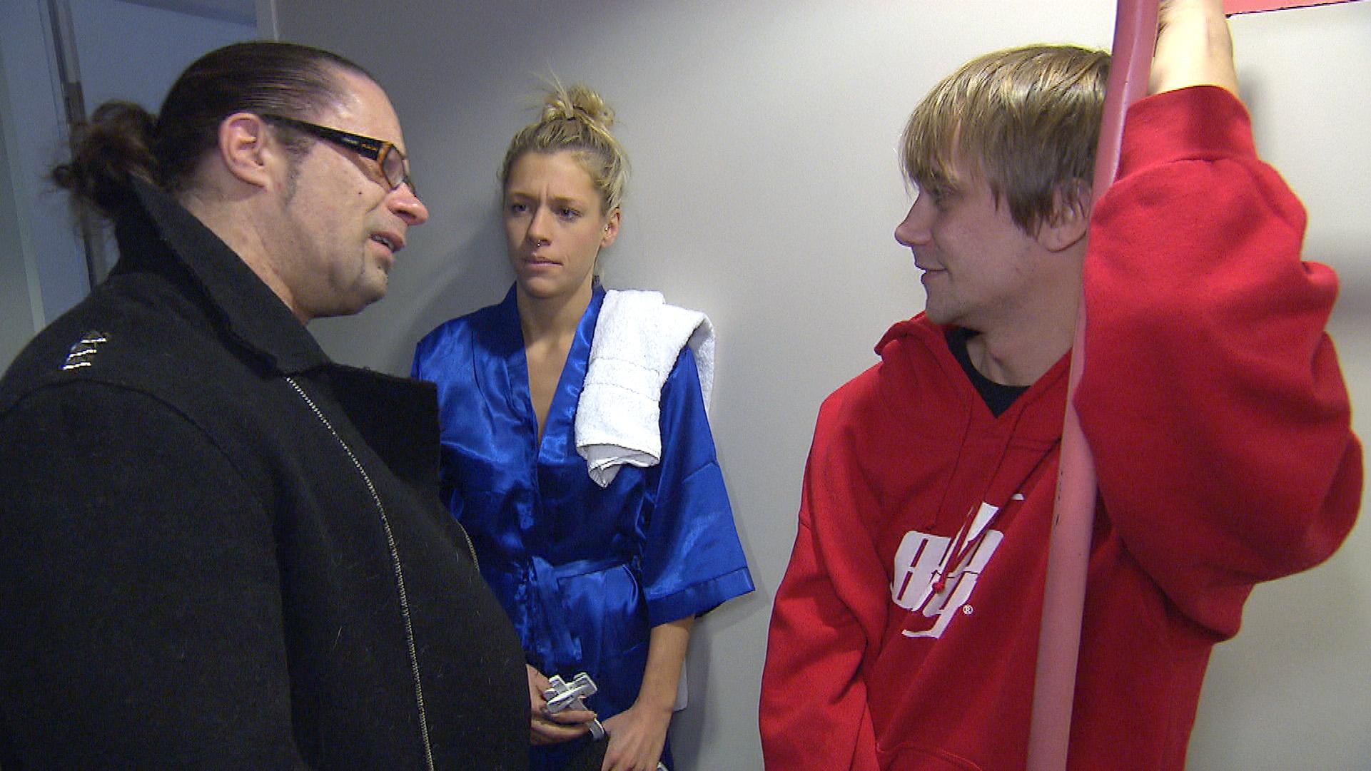 Piet, Kiara und Schmidti (Quelle: RTL 2)