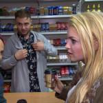 Krätze (li.), Fahri und Miri (Quelle: RTL 2)