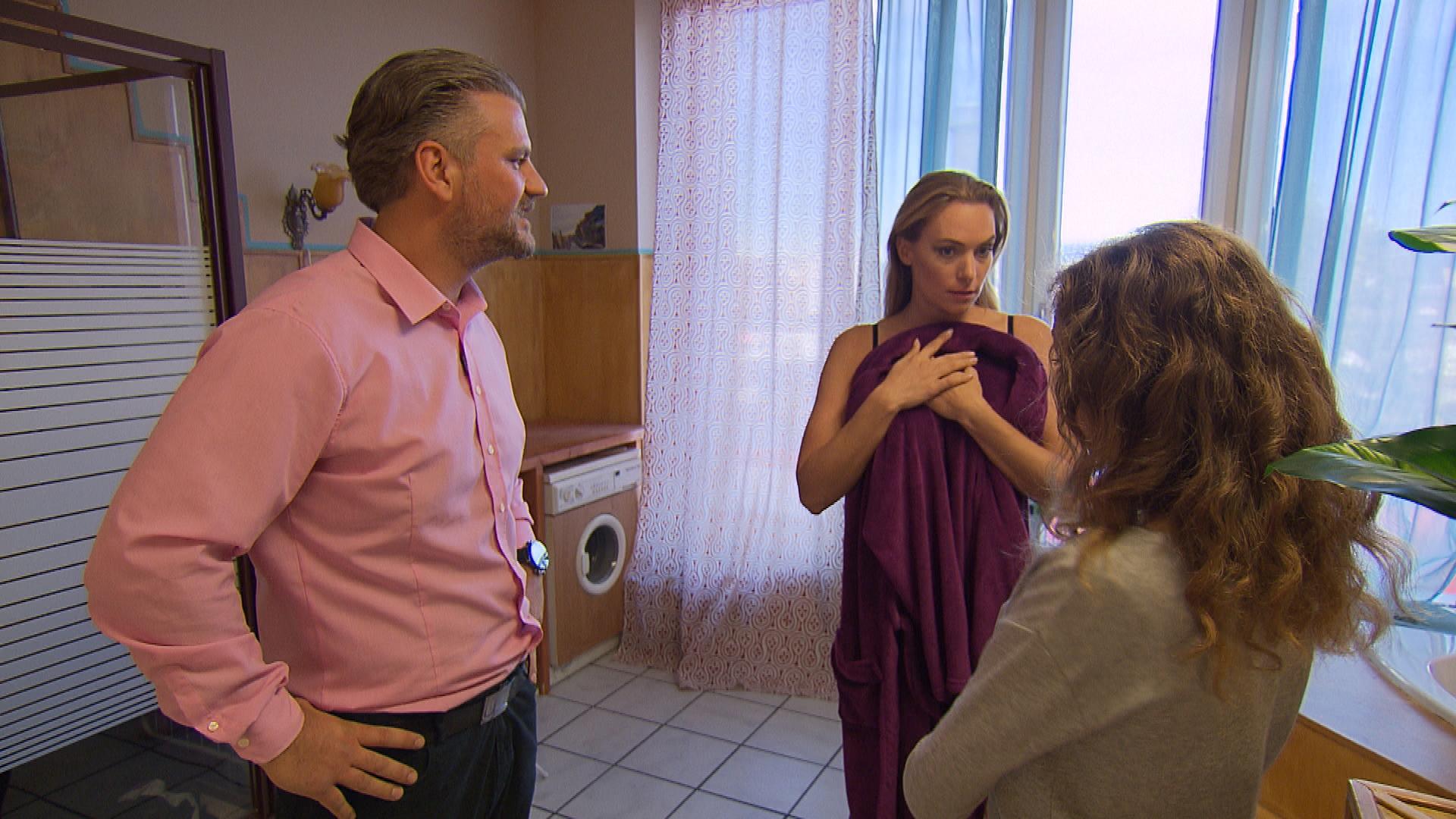 Nils, Elli, Inka (Quelle: RTL 2)