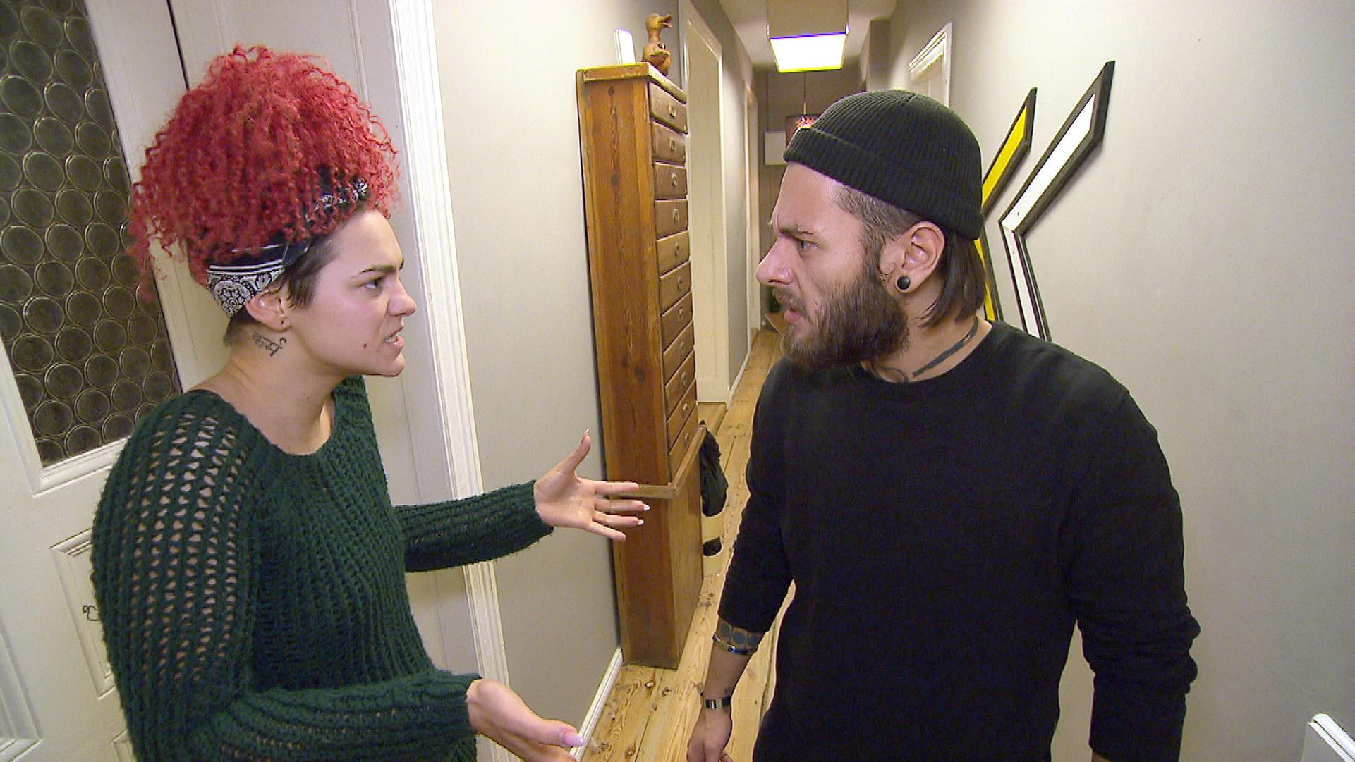 Jessica und Mark (Quelle: RTL 2)