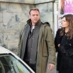 Rufus (Kai Noll) und Britta (Tabea Heynig) registrieren entsetzt, dass Lotta plötzlich verschwunden ist... (Quelle: RTL / Stefan Behrens)