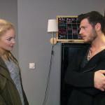 Als Roxy Anspruch auf ein Zimmer im Loft stellt, gerät Miri (li.) unter Druck. Sie will Roxy zuvorkommen und erfindet eine Lügengeschichte, um selbsr zu Daniel (re.) ins Loft zu ziehen. (Quelle: RTL 2)