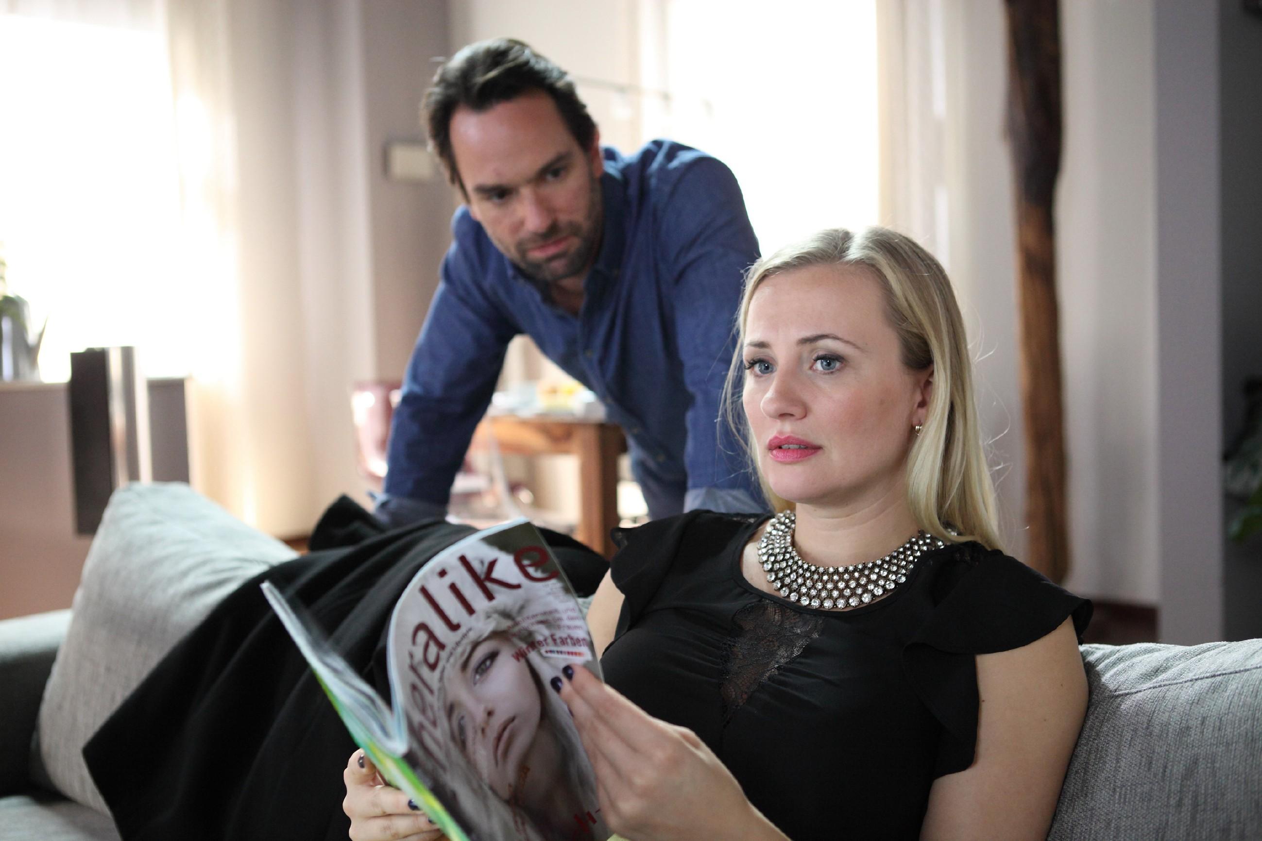 Wird Isabelle (Ania Niedieck) den Mut finden, Thomas (Daniel Brockhaus) ihre Gefühle zu gestehen?