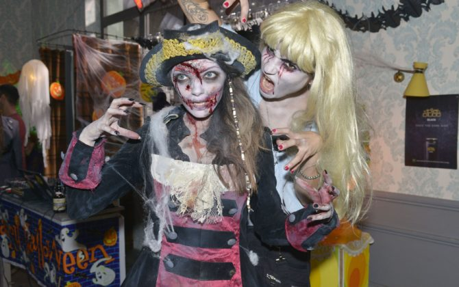 So gruselig wird es zu Halloween bei Gute Zeiten schlechte Zeiten!