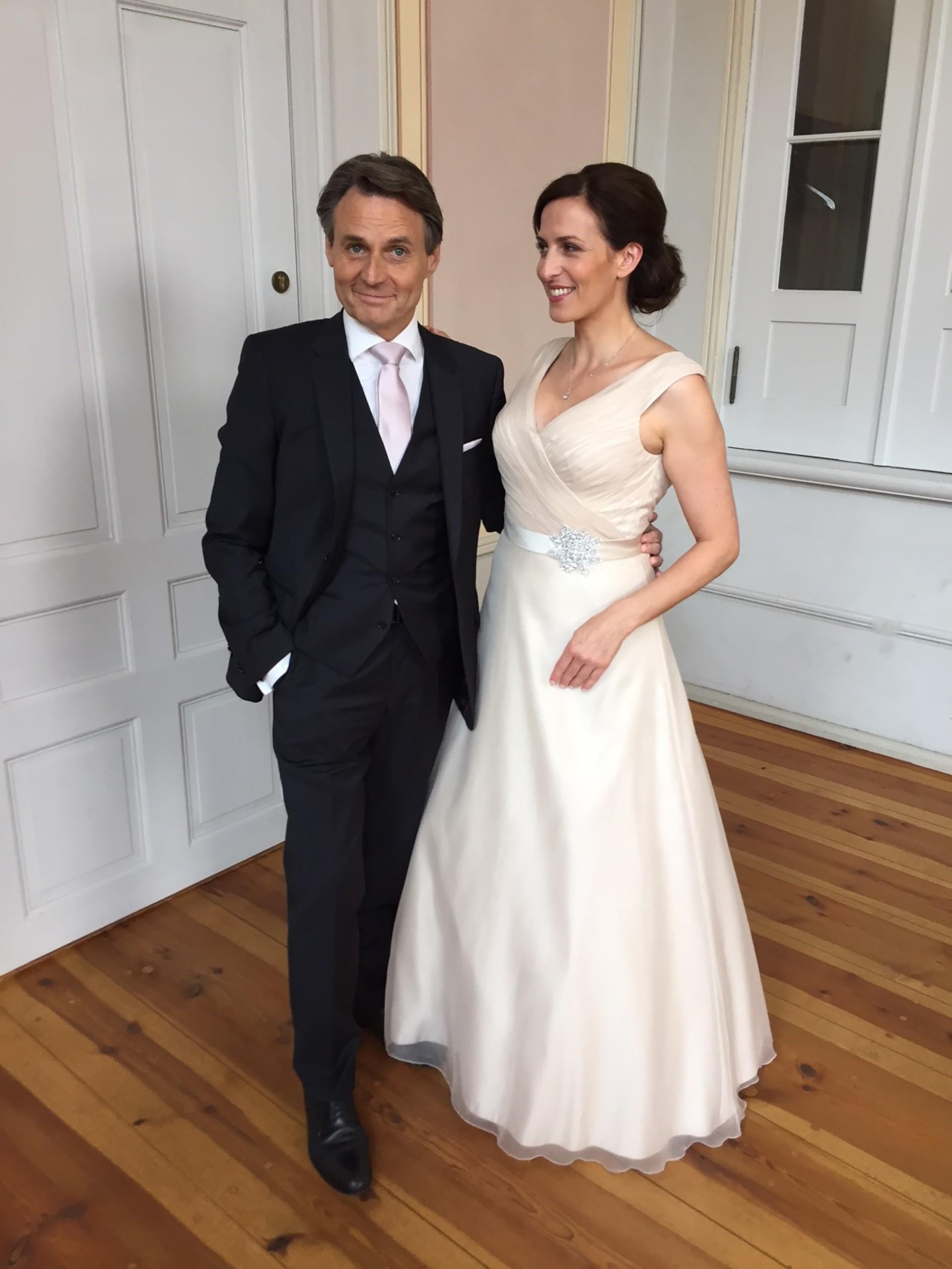 Katrin (Ulrike Frank) und Jo Gerner (Wolfgang Bahro)