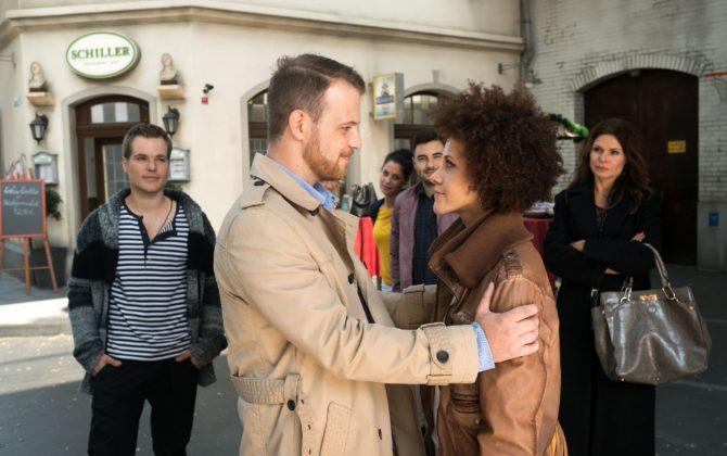 Joy Abiola-Müller nach Babypause wieder zurück bei Unter uns!