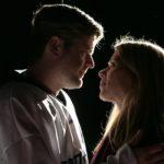 Ingo (André Dietz) macht Diana (Tanja Szewczenko) eine romantische Liebeserklärung. (Quelle: RTL / Kai Schulz)