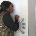 Michelle wurde von einer Mädchengang übel zugerichtet... (Quelle: RTL2)
