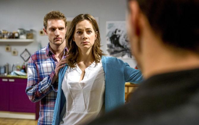 Sturm der Liebe Vorschau Folge 2621 ♥ Wir wird David auf die Schwangerschaft von Tina reagieren?
