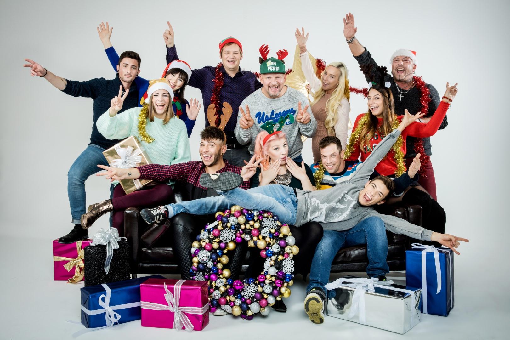 BTN Gruppe Weihnachten