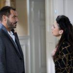 Richard (Silvan-Pierre Leirich) hat sich auf einen Deal mit Maximilian eingelassen, doch das bringt ihr vor Simone (Tatjana Clasing) erneut in Erklärungsnot.(Quelle: RTL / Willi Weber)
