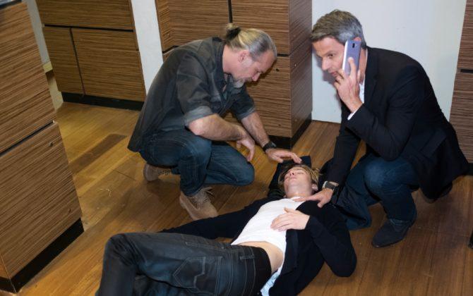 Schock: Stirbt Valentin an seinen inneren Verletzungen?