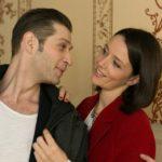 Deniz (Igor Dolgatschew) und Jenny (Kaja Schmidt-Tychsen) wähnen sich dank ihres _Jokers_ Isabelle auf Erfolgskurs bei Pachlhuber. (Quelle: Foto: RTL / Kai Schulz)