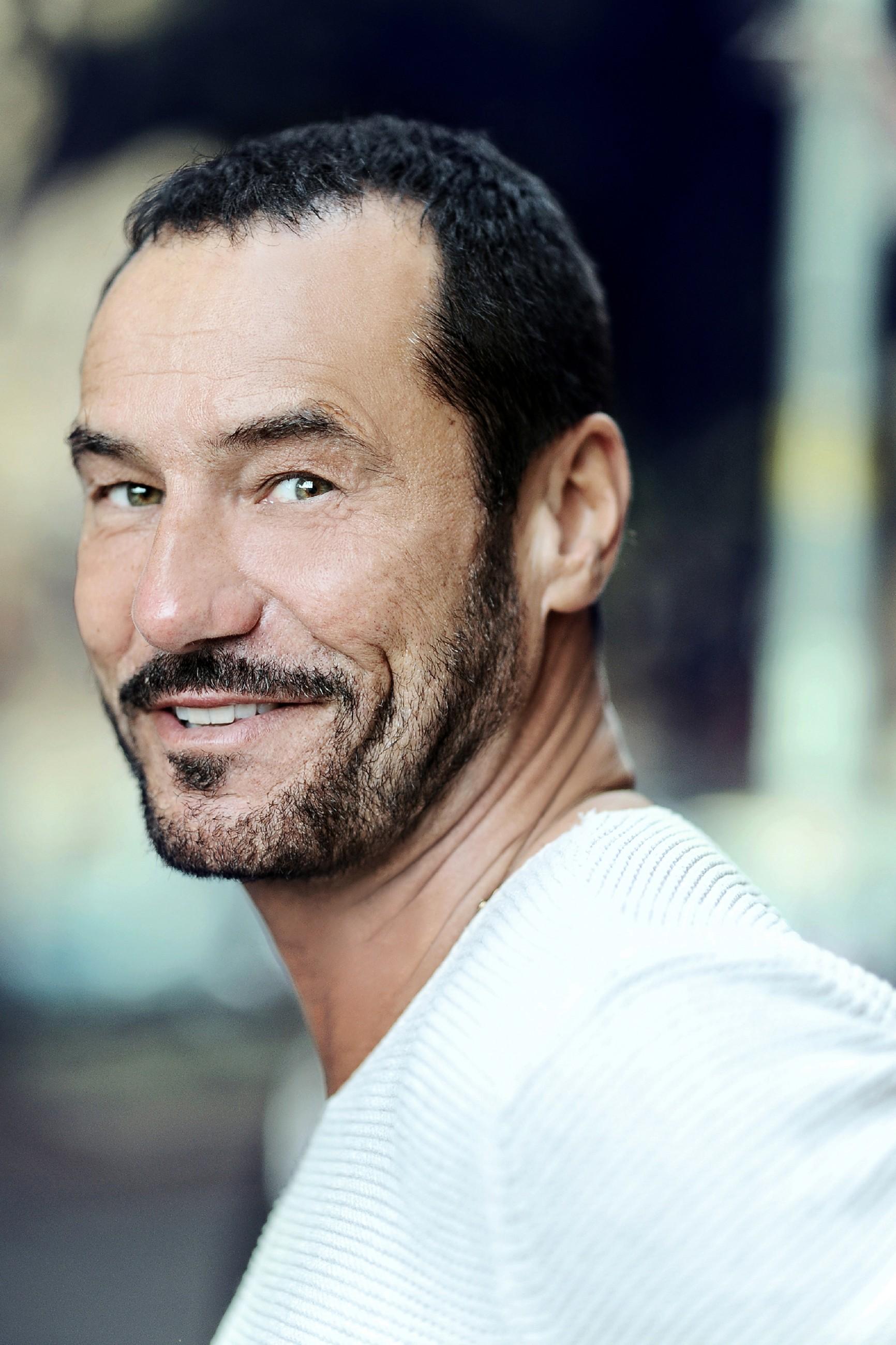 Silvan-Pierre Leirich spielt Richard