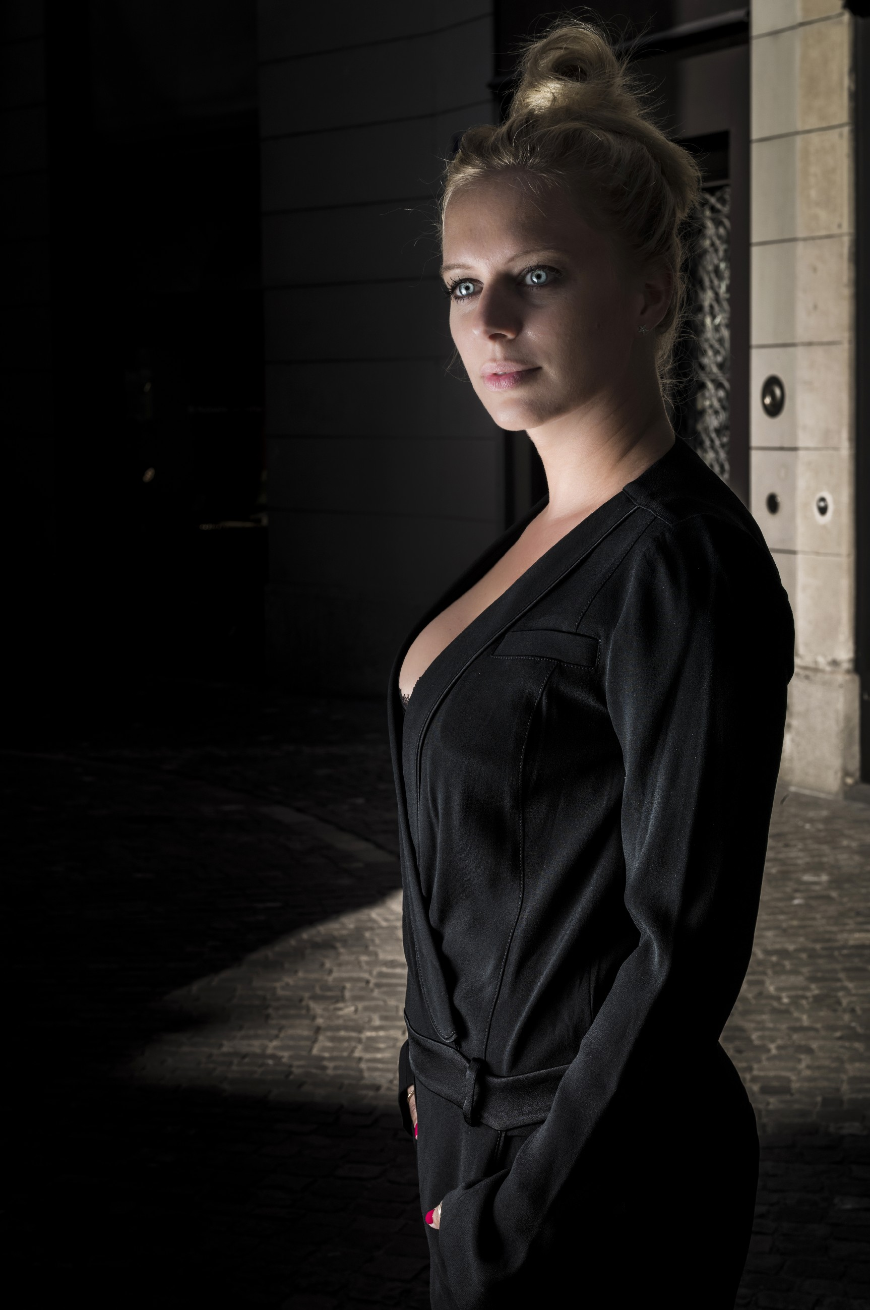 Juliette Greco spielt Lena